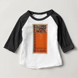 Vintage Symphony Orchestra Baby T-Shirt