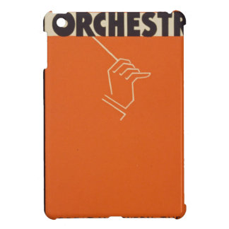 Vintage Symphony Orchestra iPad Mini Case
