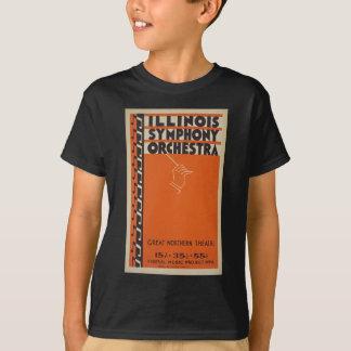 Vintage Symphony Orchestra T-Shirt