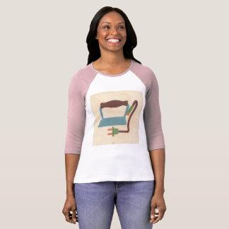 Vintage T-shirt decoupage mod podge Style 2