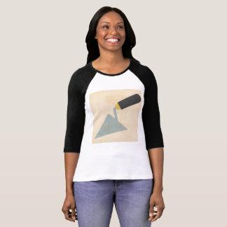 Vintage T-shirt decoupage mod podge Style 3