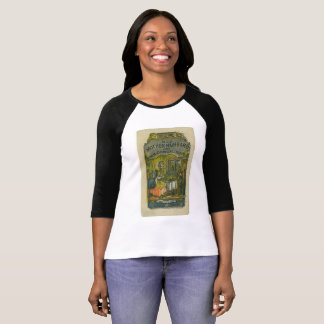 vintage T-shirt Old mother Hubbard and Her Comical