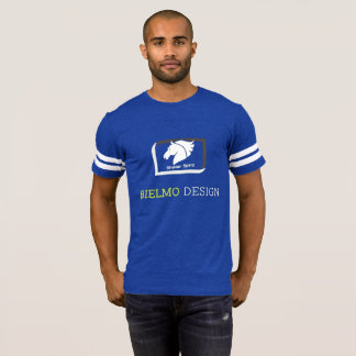 #Vintage T-shirt Skater Spirit in king blue