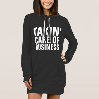 Vintage T-shirts, TAKING CARE OF BUSINESS Dress