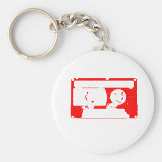 Vintage Tape Key Chains