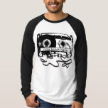 Vintage Tape SprayPaint Design T-Shirt