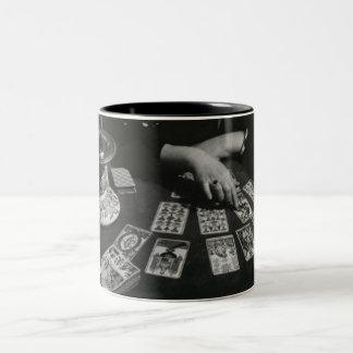 Vintage Tarot Reader Mug
