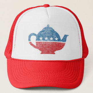 Vintage Tea Party Movement Hat
