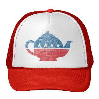 Vintage Tea Party Movement Hat