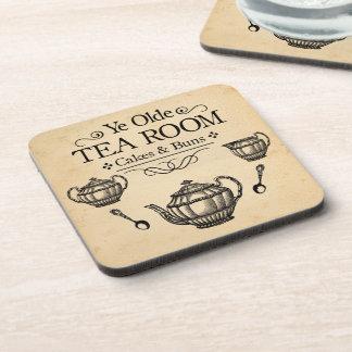 Vintage Tea Room Coaster