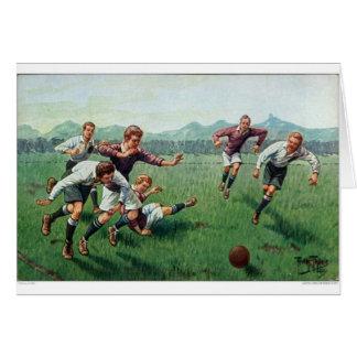 Vintage Team Sports, Card