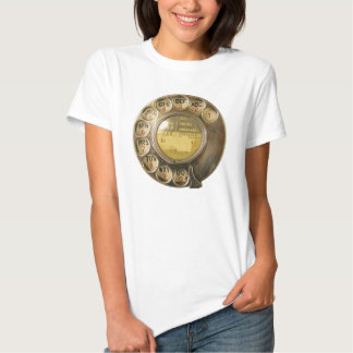 Vintage_Telephone_Dial_02 T-shirt