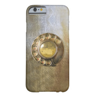 Vintage_Telephone_Dial 04 Barely There iPhone 6 Case