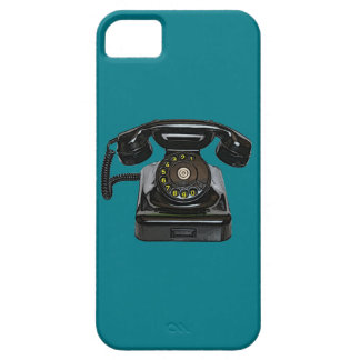Vintage telephone iphone 5 barely there QPC case iPhone 5 Covers
