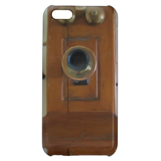 Vintage Telephone iPhone 5 Savvy Case iPhone 5C Covers