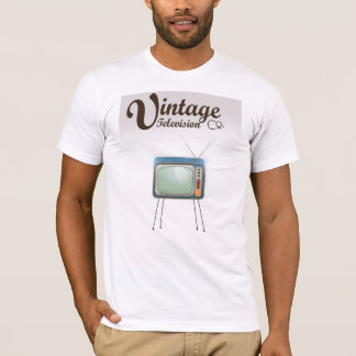 Vintage Television Co. Commercial Filter T-Shirt