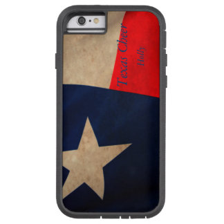 Vintage Texas Flag Tough Xtreme iPhone 6 Case