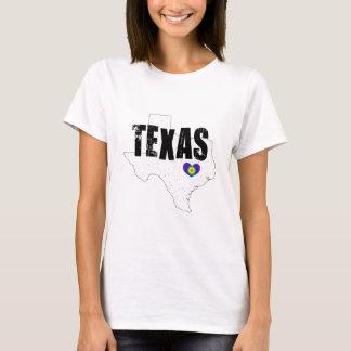 Vintage Texas Heart top