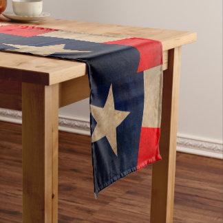 Vintage Texas State Flag Table Runner