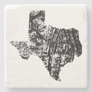 Vintage Texas Stone Coaster