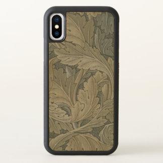 Vintage Textile William Morris Acanthus GalleryHD iPhone X Case