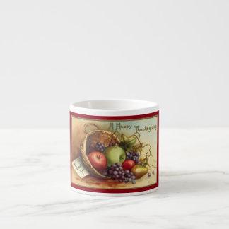 Vintage Thanksgiving Fruit