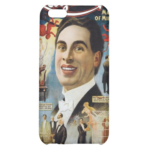 Vintage The Great Raymond, Master of Miracles Case For iPhone 5C