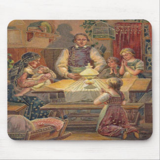 Vintage The Lord's Prayer Mousepad