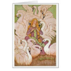 Vintage - The Wild Swans, Card