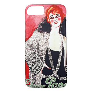 Vintage Theater Poster 1895 iPhone 7 Case