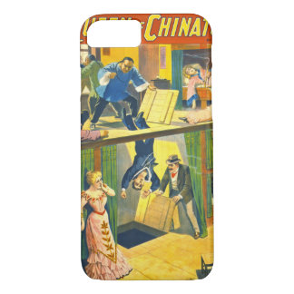 Vintage Theatrical Poster 1899 iPhone 7 Case