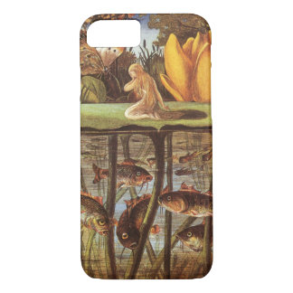 Vintage Thumbelina Fairy Tale, Eleanor Vere Boyle iPhone 8/7 Case