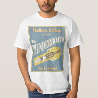 Vintage Thunderboat Shirt