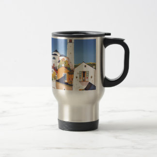 Vintage Ticino Tessin Canton Switzerland Travel Mug