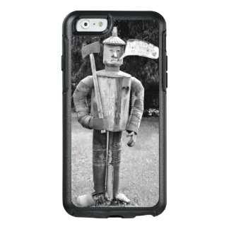 Vintage Tin Man Sculpture OtterBox iPhone 6/6s Case