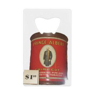 Vintage Tobacco Packaging Wallet Bottle Opener