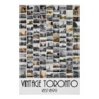 Vintage Toronto: Photographs from 1857-1899 Poster