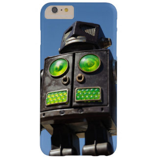Vintage Toy Robot Phone Case