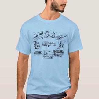 Vintage Trabant design T-Shirt