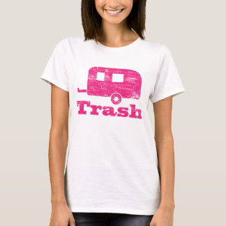 Vintage Trailer Trash T Shirt