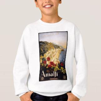 Vintage Travel Amalfi Italy Sweatshirt