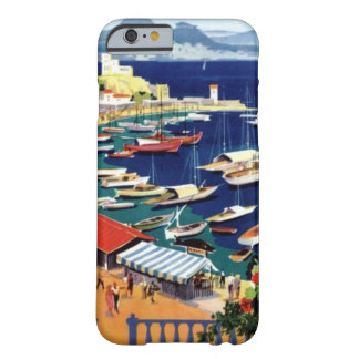 Vintage Travel Athens Greece Barely There iPhone 6 Case