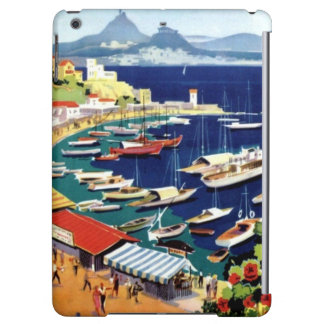 Vintage Travel Athens Greece iPad Air Cover