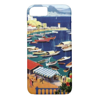Vintage Travel Athens Greece iPhone 7 Case