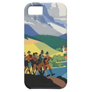Vintage Travel Austria iPhone 5 Case