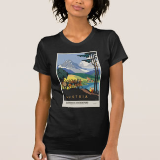 Vintage Travel Austria T-Shirt