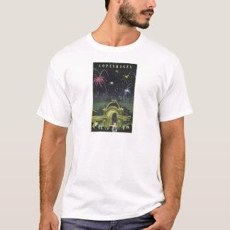 Vintage Travel Copenhagen Germany T-Shirt
