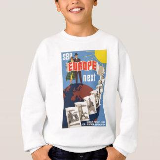 Vintage Travel Europe Sweatshirt