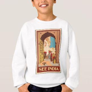 Vintage Travel India Sweatshirt