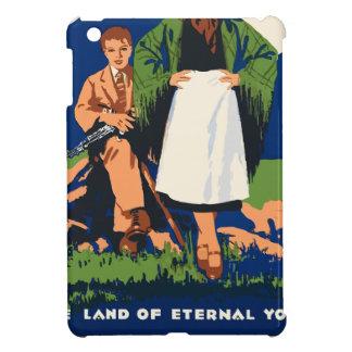 Vintage Travel Ireland iPad Mini Covers